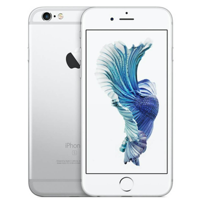 Iphone 6s 16gb Prateado Ios 9