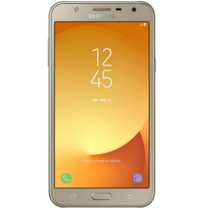 Smartphone Samsung Galaxy J7 Neo J701MT Dourado TV Dual Chip 16GB Tela 5.5 4G Câmera 13 MP Octa-Core