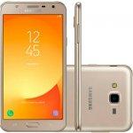 Smartphone Samsung Galaxy J7 Neo Dourado Dual Chip 16GB Tela 5.5 4G Câmera 13 MP Octa-Core 1.6GHz