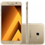 Smartphone Samsung Galaxy A5 2017 Dourado DualChip 64GB Tela 5.2