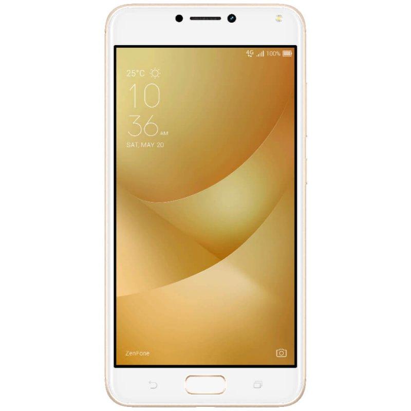 Smartphone Asus Zenfone 4 Max Dourado DualChip 16GB Tela de 5.5