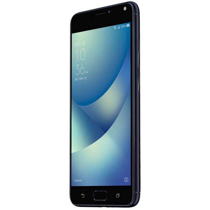 Smartphone Asus Zenfone 4 Max Preto DualChip 16GB Tela de 5.5
