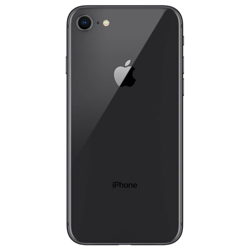 iPhone 8 Apple 256GB Cinza Espacial Tela Retina HD 4,7