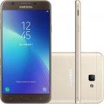 Smartphone Samsung Galaxy J7 Prime 2 Dourado 32GB Dual Chip com TV Digital HD Tela 5.5