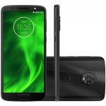 Smartphone Motorola Moto G6 Preto DualChip 64GB Tela 5.7