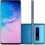 Smartphone Samsung Galaxy S10 Azul 128GB Dual Chip Tela 6,1