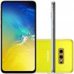 Smartphone Samsung Galaxy S10e Amarelo 128GB Dual Chip Tela 5,8