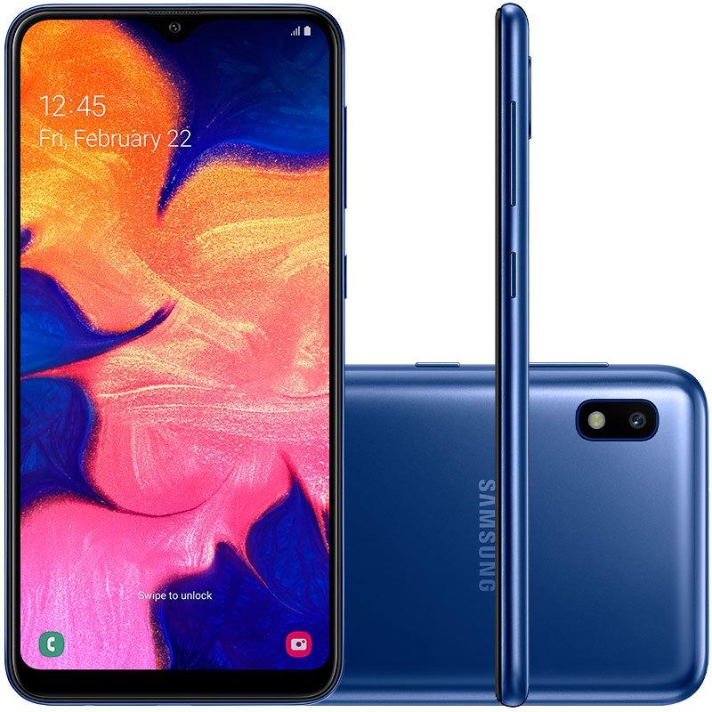 Smartphone Samsung Galaxy A10 32gb 6.2