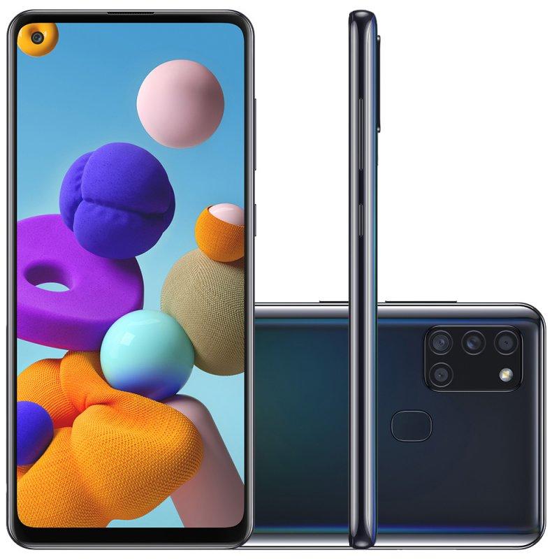 Smartphone Samsung Galaxy A21s 6,5