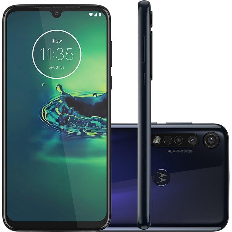 Smartphone Moto G8 Plus 64gb 4gb Ram Tela De 6.3