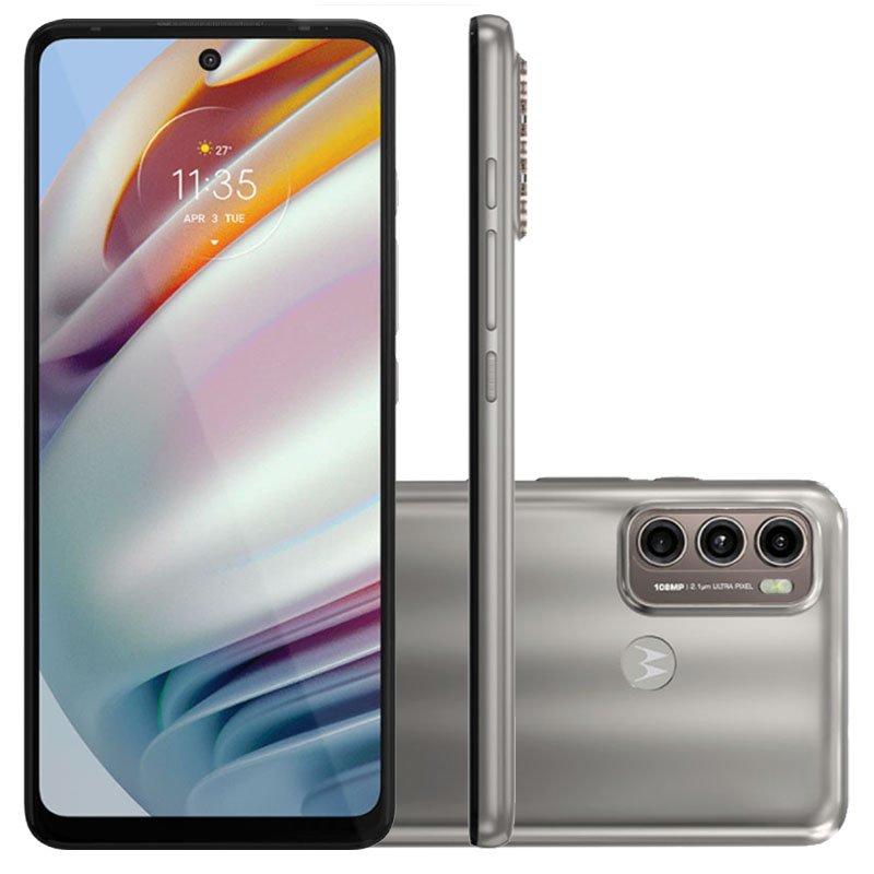 Smartphone Motorola Moto G60 Xt2135-1 Dual Chip 6 Gb Ram Memória 128