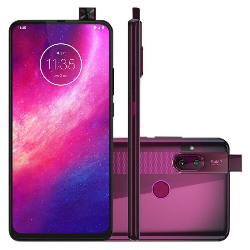 Smartphone Motorola One Hyper 4 Gb Ram 128 Gb Câmera Traseira 64 Mp 8