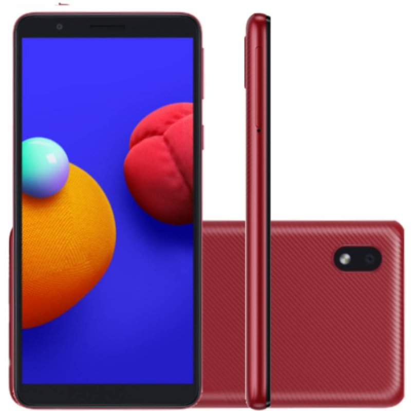 Smartphone Samsung Galaxy A01 Core Tela Infinita De 5.3
