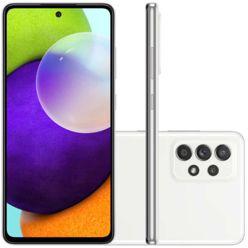 Smartphone Samsung Galaxy A52 Tela Infinita 6,5