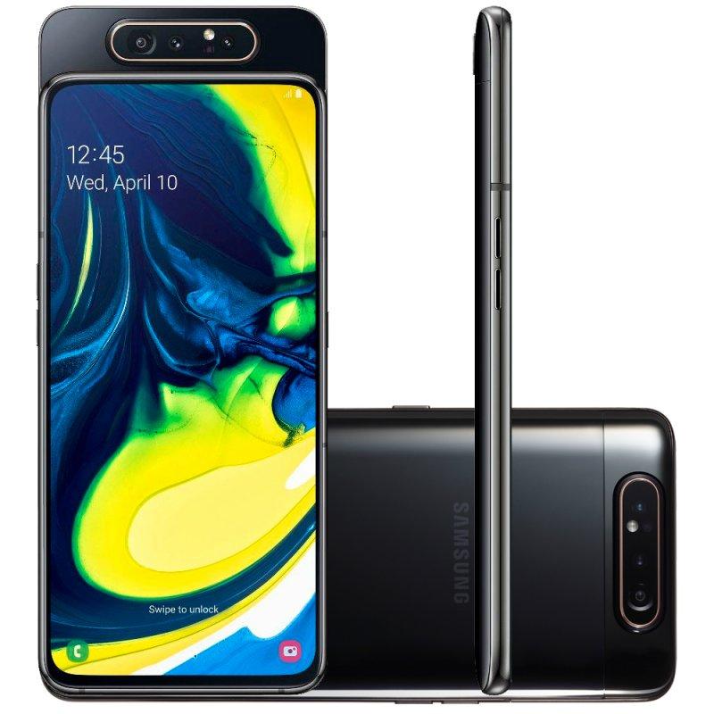 Smartphone Samsung Galaxy A80 128gb 8gb Tela 6.7