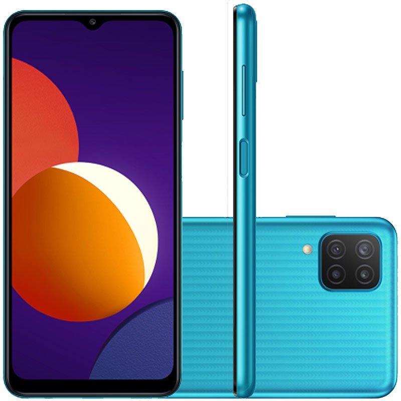 Smartphone Samsung Galaxy M12 64 Gb Tela 6.5
