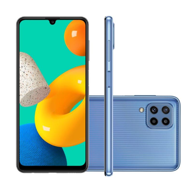 Smartphone Samsung Galaxy M32 128gb 4g Tela De 6,4