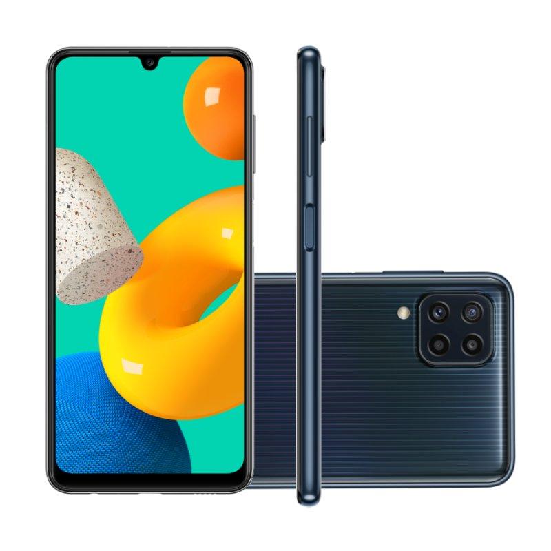 Smartphone Samsung Galaxy M32 128 Gb 4g Tela De 6,4