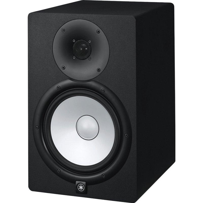 Monitor de Estúdio Yamaha HS8 Preto Bi - amplificado 110v