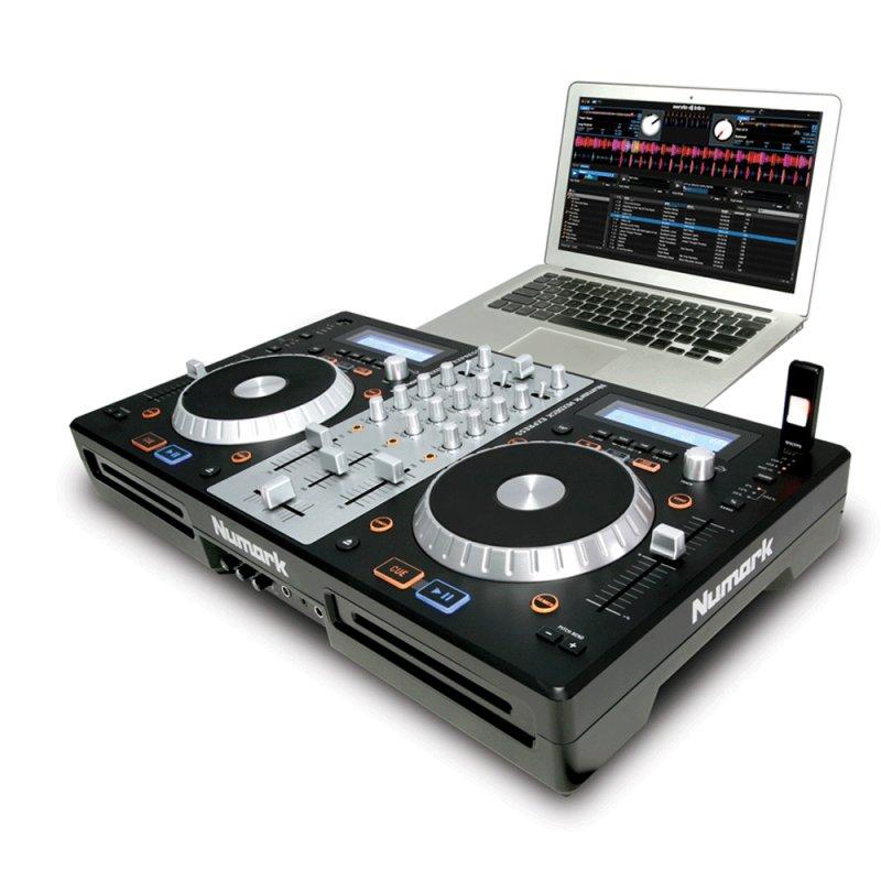 Mixdeck usb audio