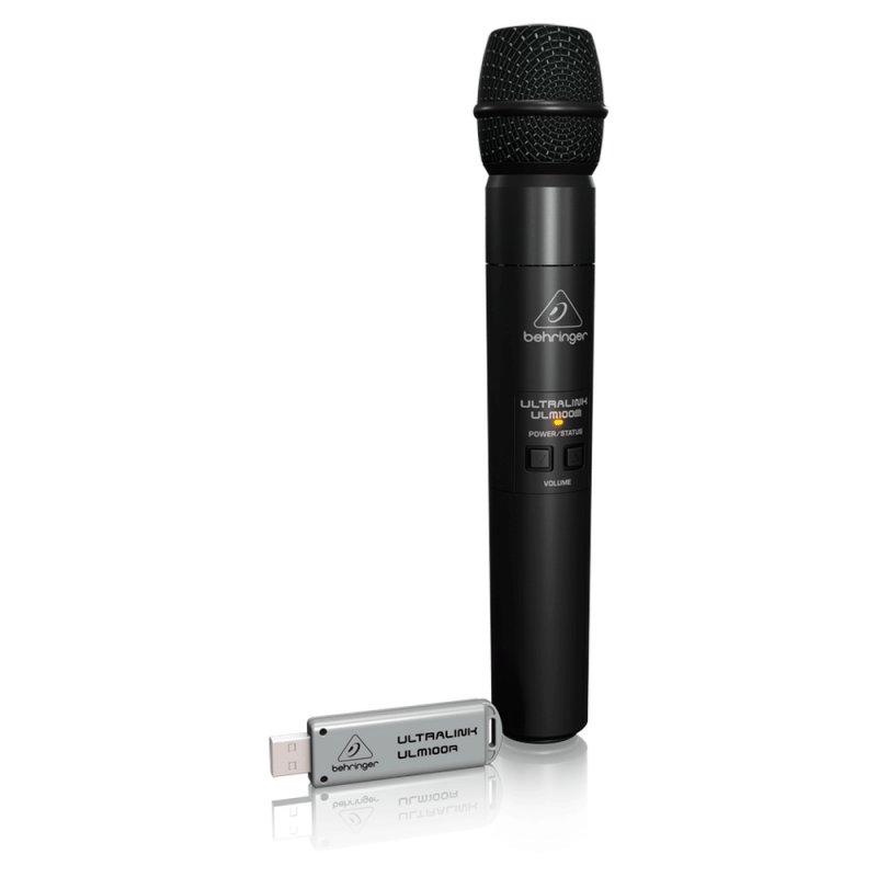 Microfone sem Fio Behringer ULM100 USB
