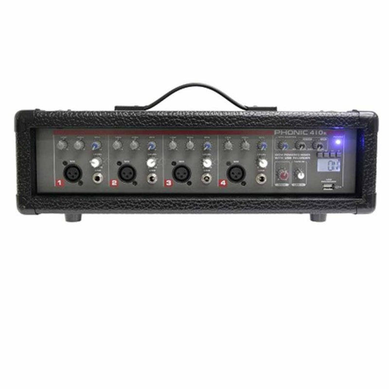 Mixer Amplificado Phonic Powerpod 410 R