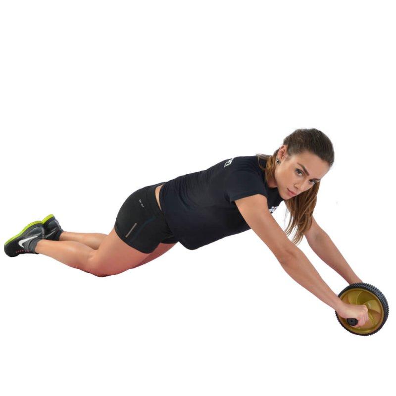 Roda de Exercícios ProAction By Sabrina Sato