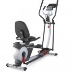 Elíptico e Bicicleta Proform Hybrid Trainer 2 em 1 com Ifit Painel LCD até 160Kg e Sistema CardioGri
