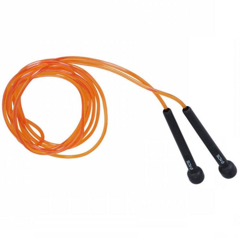 Corda de Pular Acte Sports T94 No Tubo Laranja para Treinamento Funcional