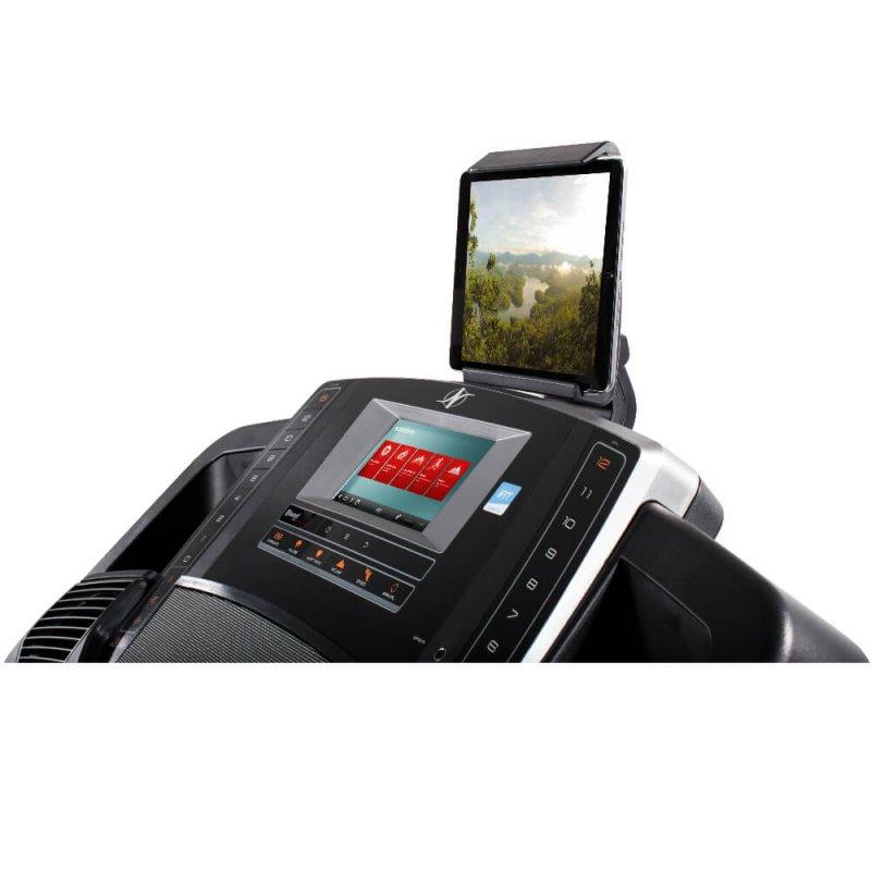 Esteira Elétrica Nordictrack Commercial 1750 110V Dobrável 19km/h Até 182 kg Monitor LCD 7