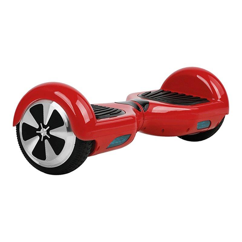 Hoverboard Acte Vermelho 500w com Bateria Samsung e Led Frontal Até 15Km / h