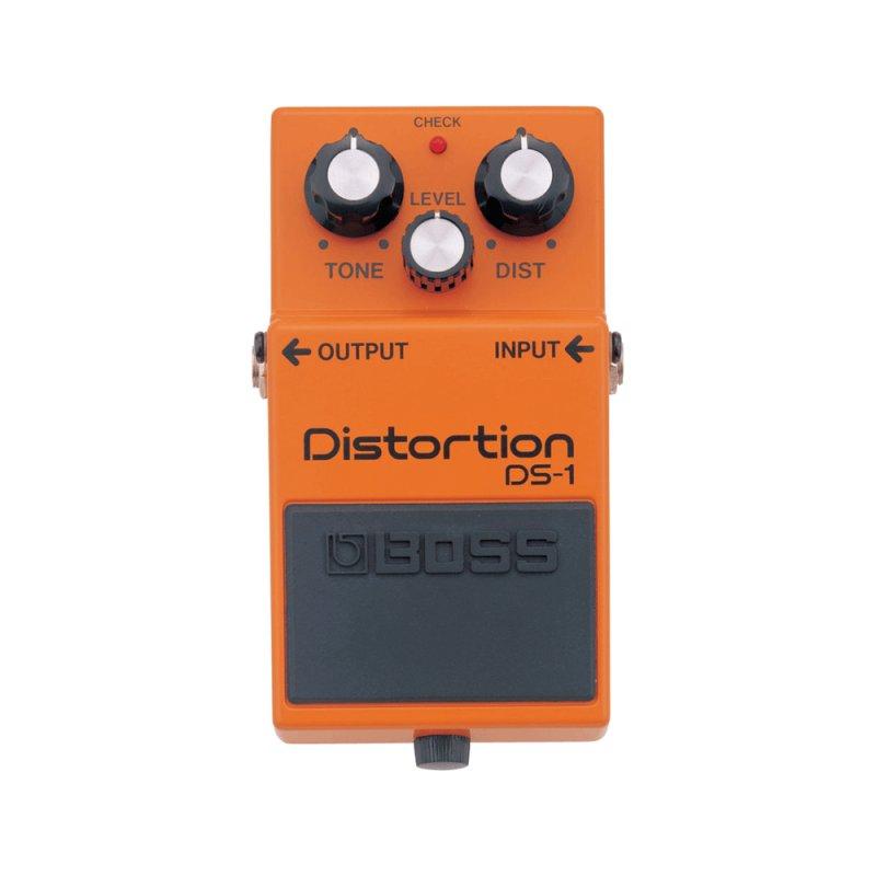 Pedal para Guitarra Boss DS - 1 com Efeito Distorção