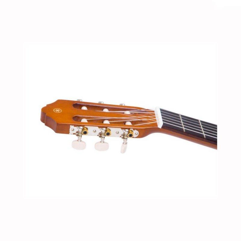 Violão Acústico Yamaha C45 Clássico Natural com 6 Cordas em Nylon