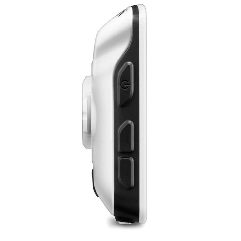 Ciclocomputador Edge 520 Bundle Garmin GPS Auto Lap Compacto Compatível com Virb preto