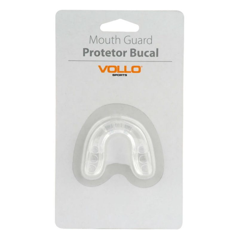 Protetor Bucal Vollo VM5011 Transparente