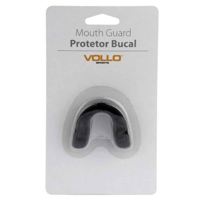 Protetor Bucal Vollo VM5016 Preto