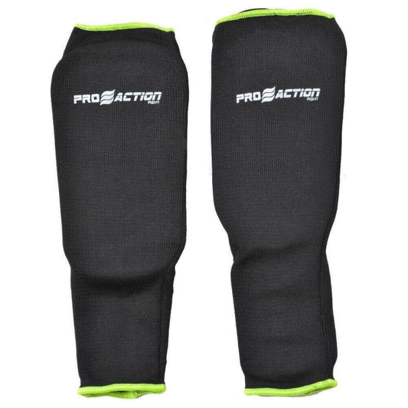 Protetor de Canela Proaction Preto - G