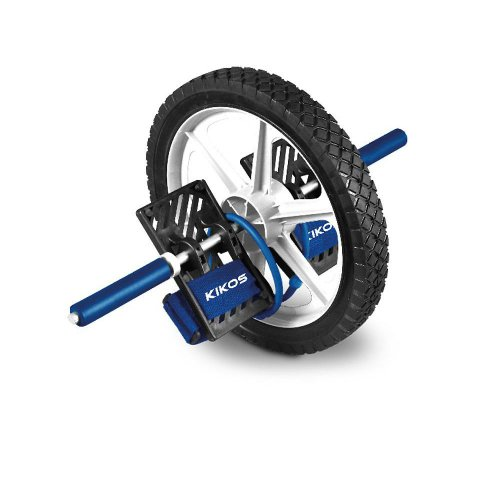 Roda Core de resistência Kikos AB3446 / Azul e Preto