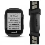 Ciclocomputador Garmin Edge 130 BUNDLE Preto GPS 1,8