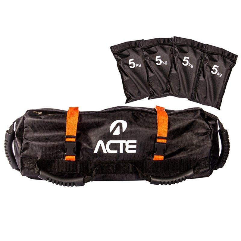 Power Bag Acte T98 para Treinamento Funcional e de CrossFit