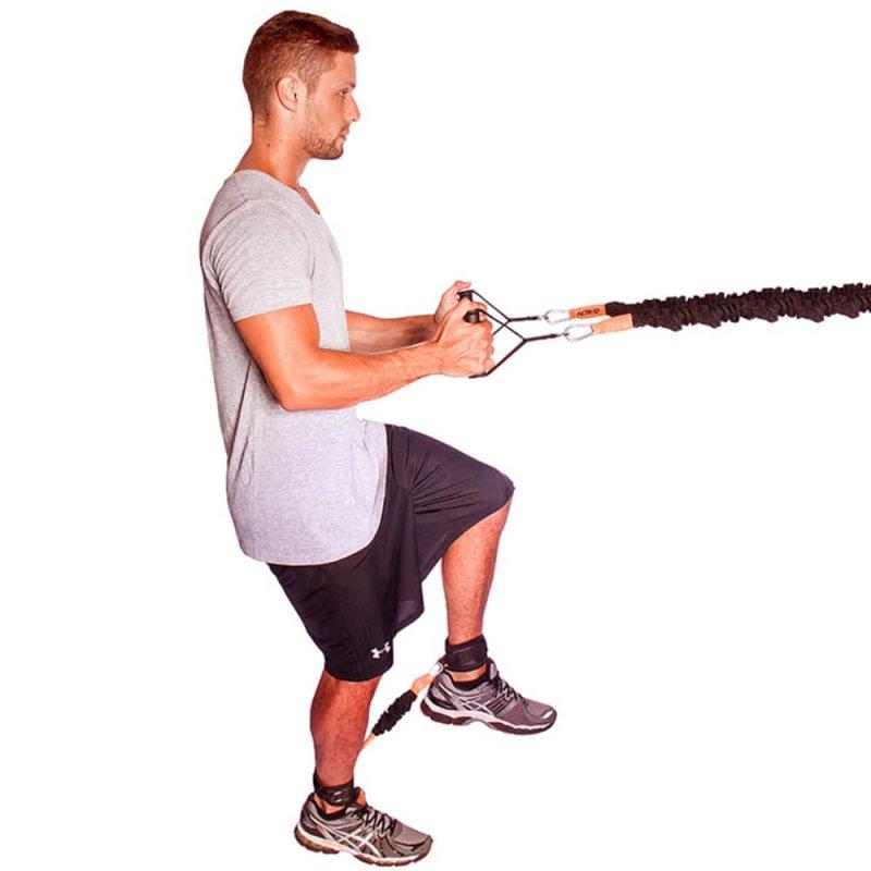 Kit Master Acte Sports Faixas e Extensores T136