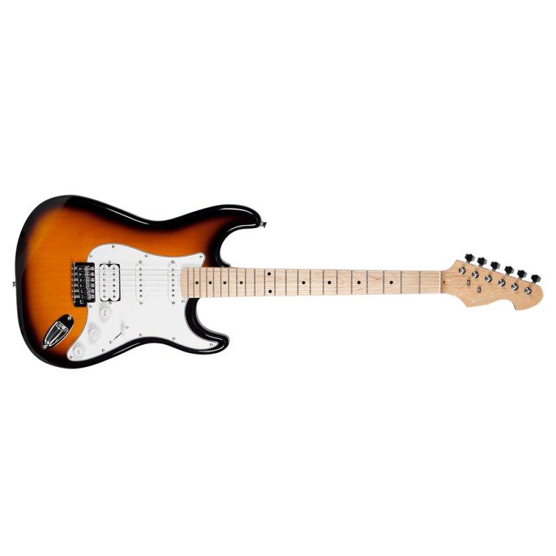 Guitarra Michael St Power Advanced Gm237 Vs Vintage Sunburst Com Ferr