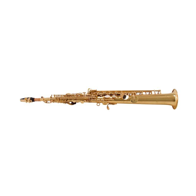 Saxofone WSS GD Waldman Si Bemol com Case Laqueado