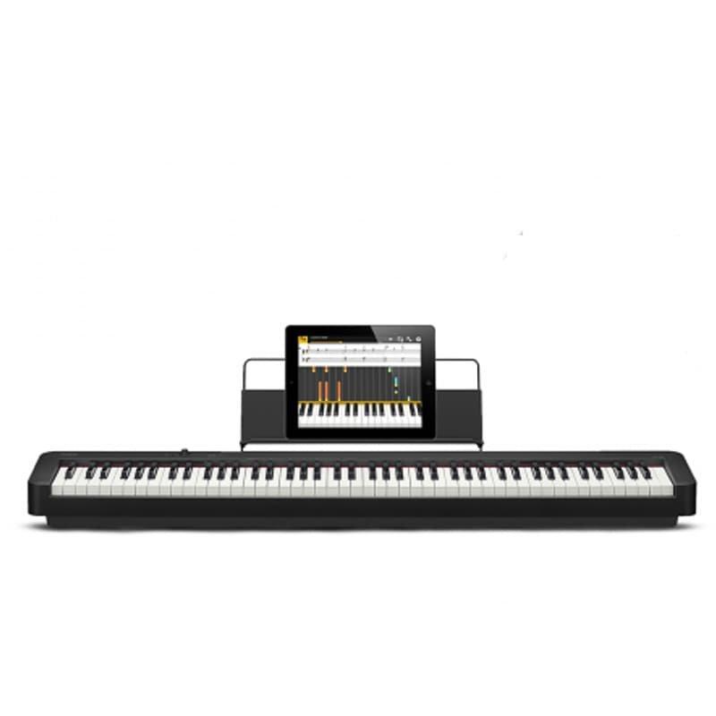 Piano Digital Casio Cdp S90 Com 88 Teclas Acabamento Em Resina Fosca