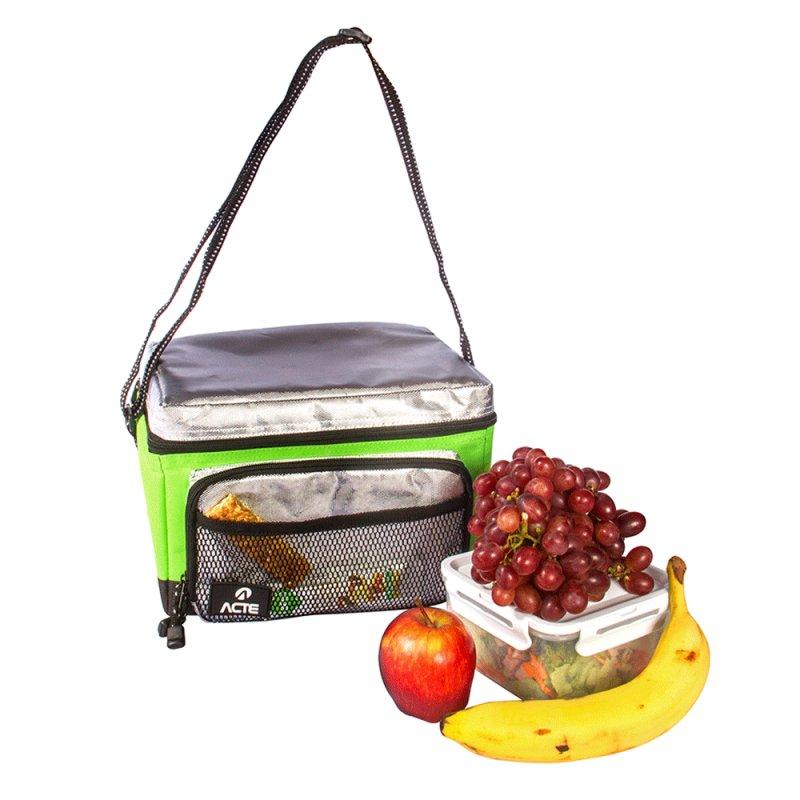 Lunch Box Acte A47 de Tamanho Pequeno Verde