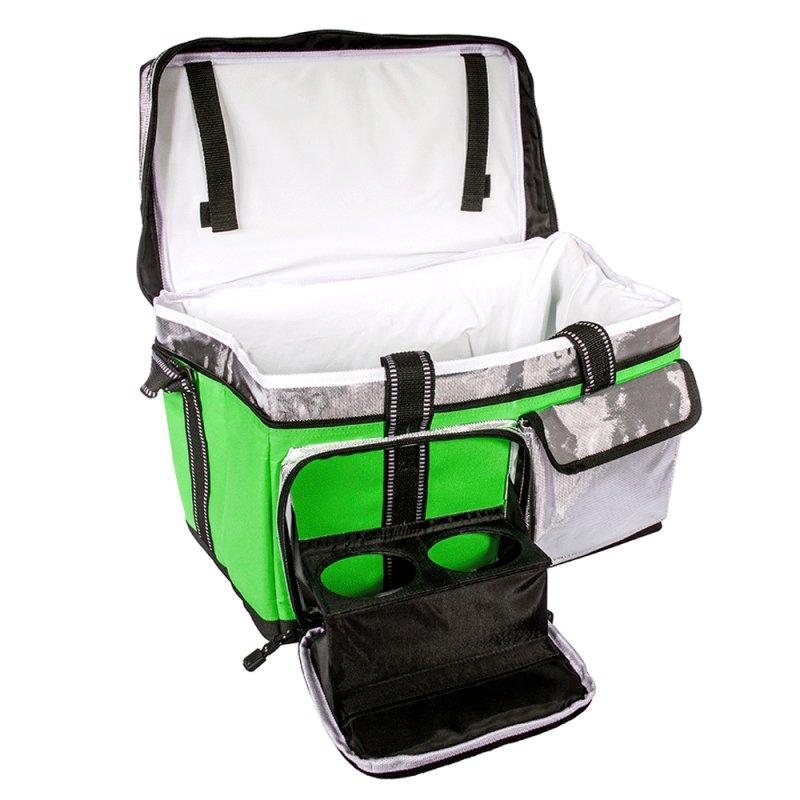 Lunch Box Acte A49 de Tamanho Grande Verde