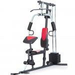 Estação de Musculação Weider 2980 X Carga de Até 98 Kg
