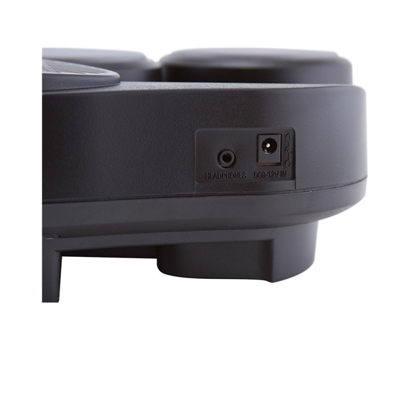 Bateria Eletrônica Medeli DD 302 com 26 Vozes de Percussão e Saída para Headphone