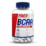 BCAA PowerFit Nutrilatina 2000mg - 120 Cápsulas