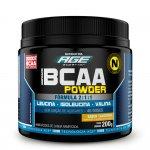 BCCA Aminoácido 2000mg Nutrilatina Powder Age - 200g - (em pó) - Tangerina